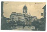 5024 - ARAD, Market, Romania - old postcard - used - 1909