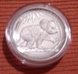 Moneda argint 1 uncie Australia Koala 2016 high relief cutie+certificat