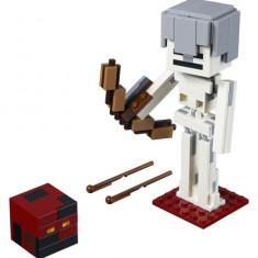 "Lego Minecraftâ""¢ Schelet Bigfig È™I Cub De Magmäƒ"