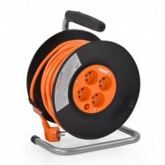 Prelungitor cablu 20 m 3 fire de 1.5 mm, Hecht