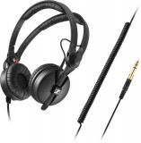 Sennheiser HD25 PLUS, Casti On Ear, Cu fir, Mufa 3,5mm