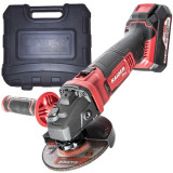 Raider Power Tools RDP-SAG20 Polizor unghiular Li-ion 20Vx 2.0 Ah,125 mm+ acumulator+incarcator