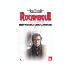 Rocambole, vol. 15 -Reinvierea lui Rocambole, vol. 1