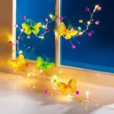 Ghirlanda estivala Flori si fluturi
