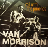 Van Morrison Roll With The Punches LP (vinyl)