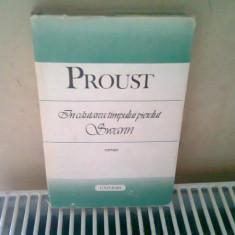 INCATUSAREA TIMPULUI PIERDUT. SWANN - PROUST