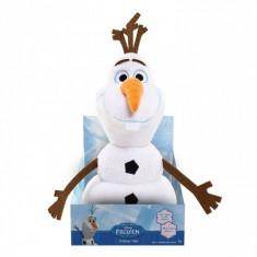 Olaf de plus cu functii Frozen, 3 ani+, Alb