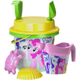 Galetusa nisip+acces My Little Pony 20cm
