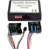 TF-PSA interfata modul activare / deblocare video in miscare Citroen C5 , Peugeot - TPI68827