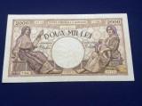 Bancnote România - 2000 lei 1941 - seria T. 0060 0618 (starea care se vede)