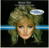 VINIL  Bonnie Tyler – Faster Than The Speed Of Night  LP VG+