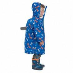 Pelerina de ploaie pentru copii YY03 Albastra S