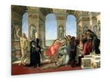Tablou pe panza (canvas) - Sandro Botticelli - Calumny of Apelles - ca. 1495