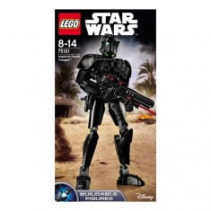 LEGO STAR WARS - FIGURINA IMPERIAL DEATH TROOPER - sigilat