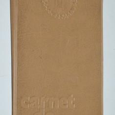 Coperta vinil CARNET DE BORD  ACR