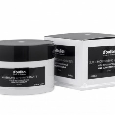 Crema Super Hidratanta cu Acid Hialuronic si Protectie Solara, ten uscat IALUSERUM 200 ml