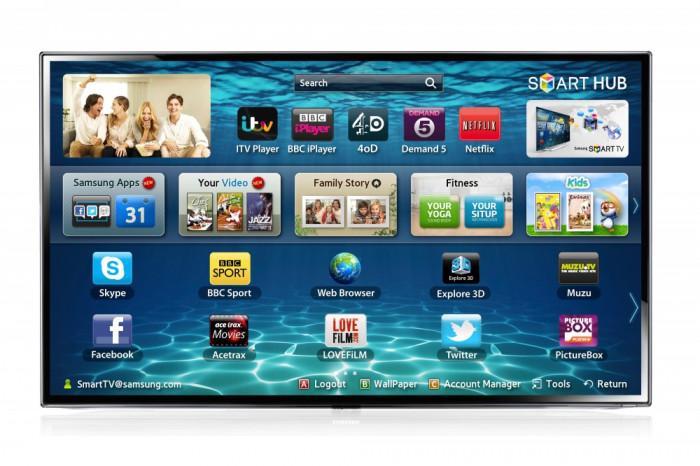 Televizoare 3D, LED 116 cm, Samsung UE46ES6300, Smart, Televizor LED, Full HD