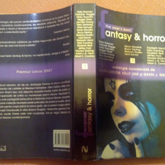 The Year's Best Fantasy and Horror (Vol. 1) - Ellen Datlow, Kelly Link, G. Grant, Nemira