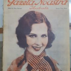 Gazeta Noastră Ilustrată, Anul 2, Nr. 88, 1929