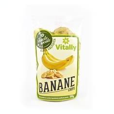 Banane Chips 100gr Vitally Cod: 6426877010494