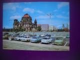 HOPCT 68863  CATEDRALA BERLIN -AUTOMOBIL- -GERMANIA -NECIRCULATA
