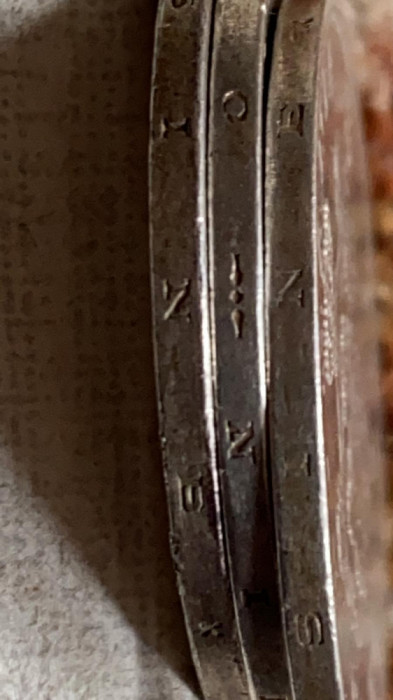 TREI PIESE argint 500 lei 1944/VEZI POZE