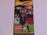Program meci fotbal BAYER 04 LEVERKUSEN-LUDOGORETS RAZGRAD(Europa League 2018)