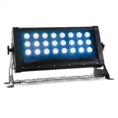 Beamz WH248 set lumini de perete 24 x 8W LED-uri 4-in-1 DMX foto
