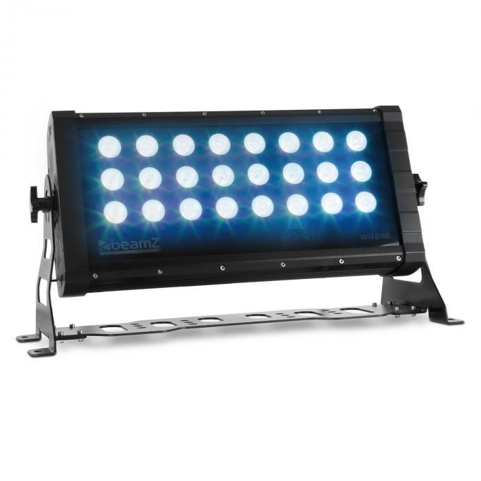 Beamz WH248 set lumini de perete 24 x 8W LED-uri 4-in-1 DMX