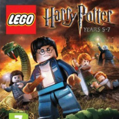 Lego Harry Potter Years 5-7 XB360