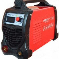 Aparat de sudura cu electrozi tip invertor MMA EasyArc 160 Alfaweld -Ungaria