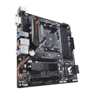 Placa de baza Gigabyte B450 AORUS M AMD AM4 mATX