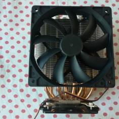 Cooler CPU Scythe Ninja 3 socket 775/1150/1151/1155/1156/1366., Pentru procesoare