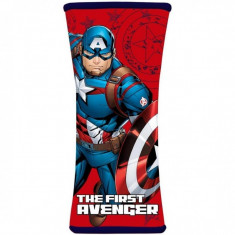 Protectie centura de siguranta Captain America Eurasia, 19 x 8 cm