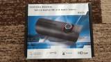 Camera auto DVR R300,GPS,camera dubla, lentile Sony,mod de noapte automat