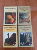 Mihai Eminescu, Integrala poetica, 4 volume