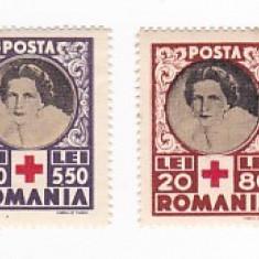 LP 165 , crucea rosie, MNH