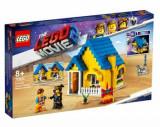 LEGO Movie 2, Casa de vis a lui Emmet / Racheta de salvare! 70831