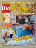 REVISTA LISA WOHNEN - septembrie 2018 - LIMBA GERMANA