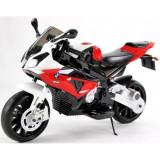 Motocicleta electrică BMW S1000RR rosu