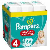 Cumpara ieftin Scutece-chilotel Pampers Pants XXL Box Marimea 4, 9-15 kg, 156 buc (3x52)