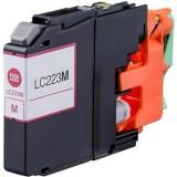 "Cartus Cerneala Original Brother Magenta LC223M pentru DCP-J4120 MFC-J4420 J4620 J5320 J5620 J5720 550 incl.TV 0.11 RON ""LC223M"""