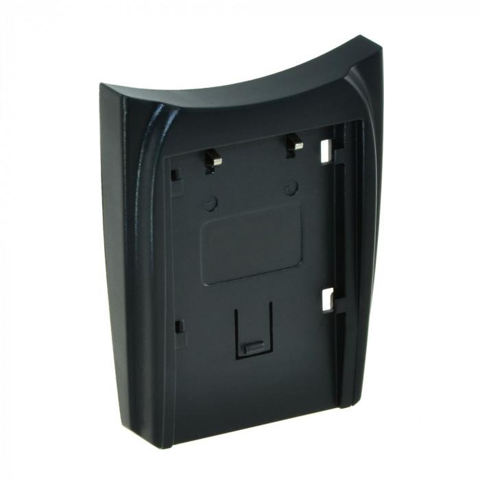 Conector Jupio pentru acumulatori tip Sony NP-FM50/ NP-FM55H/ NP-FM500H/ F550/ F750/ F960/ F970, 3 Ani Garantie