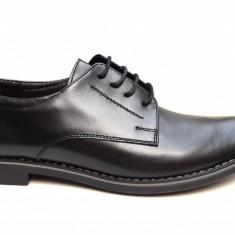 Pantofi barbati casual din piele naturala ROVI - P1NBOX