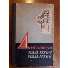 Carte tehnica pentru motor rusesc M 204, M 206 / R2S