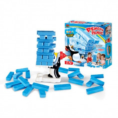 Joc dexteritate - Casa Pinguinului / Jenga Ice