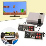 Mini Consola Retro pentru jocuri pe televizor cu 620 jocuri si 2 Joystick incluse, Oem