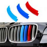 Emblema ornament plastic grila BMW MPower X5,X6 (E70,E71) 7 bare 2007-2013