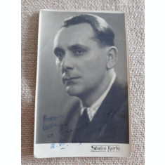 CARTE POSTALA, 1923, REALIZATA LA STUDIOUL FOTO BARTA, CONSTANTA, NECIRCULATA