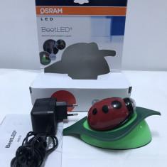 Lampa lumina veghe cu Led Osram Beetled pentru copii
